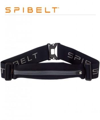 SPIBELT メッセンジャー ブラック/グレーZip(ライム)