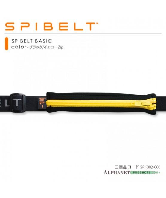 SPIBELT BASIC ブラック/イエローZip