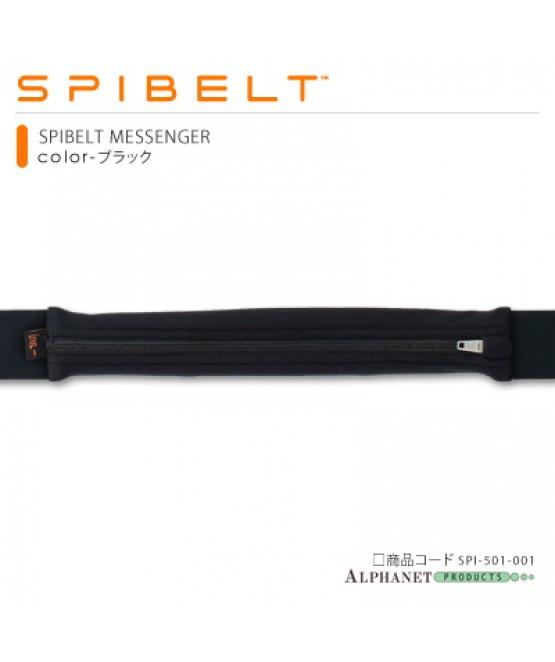 SPIBELT メッセンジャー ブラック